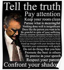 d9acc819db52a Jordan Peterson s Advice Poster