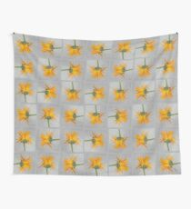 Marigold with Punk Hairstyle Wall Tapestry