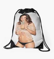 Mila Kunis Drawstring Bag