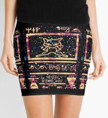 ∆NCI£N†  Mini Skirt