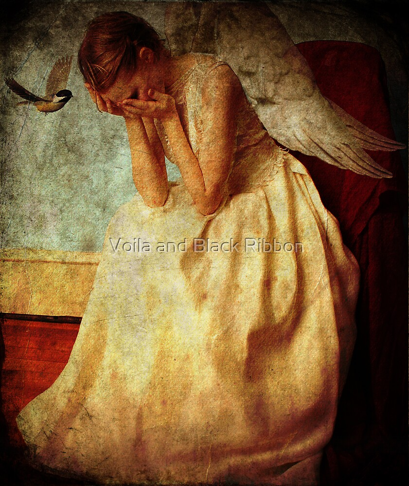 Tears of an Angel by Voila and Black Ribbon