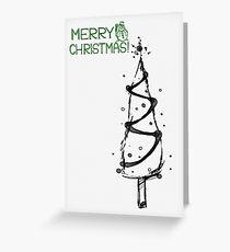 Christmas Card 16 Greeting Card