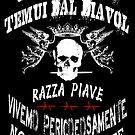 Razza Piave ! (black edition) by Ivan Venerucci