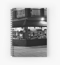Boardwalk Smorgasbord Spiral Notebook