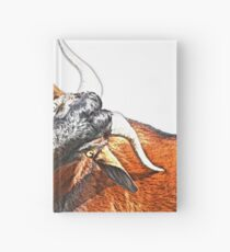 Billy Goat and Bubblegum Hardcover Journal