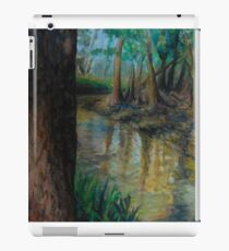 Trees and River iPad Case/Skin