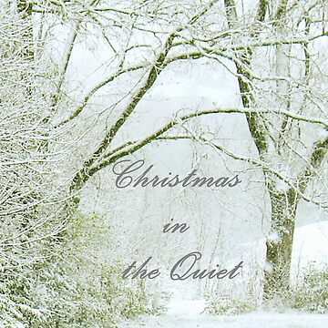 """""""Christmas in the Quiet"""" by ArtbyBob"""