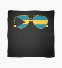 Bahamian Flag Bahamas Sunglasses T-Shirt Bahamas Flag Tee Scarf