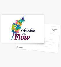 Schreibrausch - Schreiben im Flow Postkarten