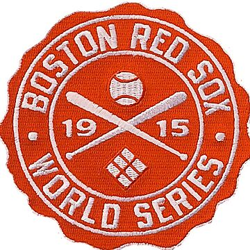 Boston Red Sox 1915 World Series by Glyn123