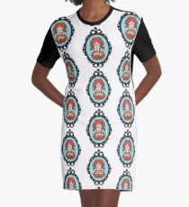 Mirror Mirror Graphic T-Shirt Dress