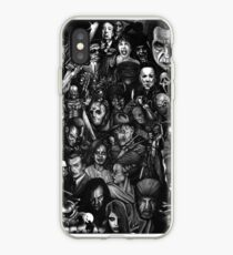 Best Classic Horror Movies iPhone Case