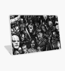 Best Classic Horror Movies Laptop Skin