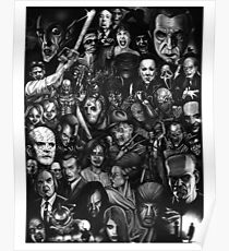 Best Classic Horror Movies Poster