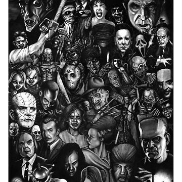 Best Classic Horror Movies by andreyusachov
