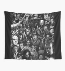 Best Classic Horror Movies Wall Tapestry