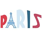 Paris France by fantedesign