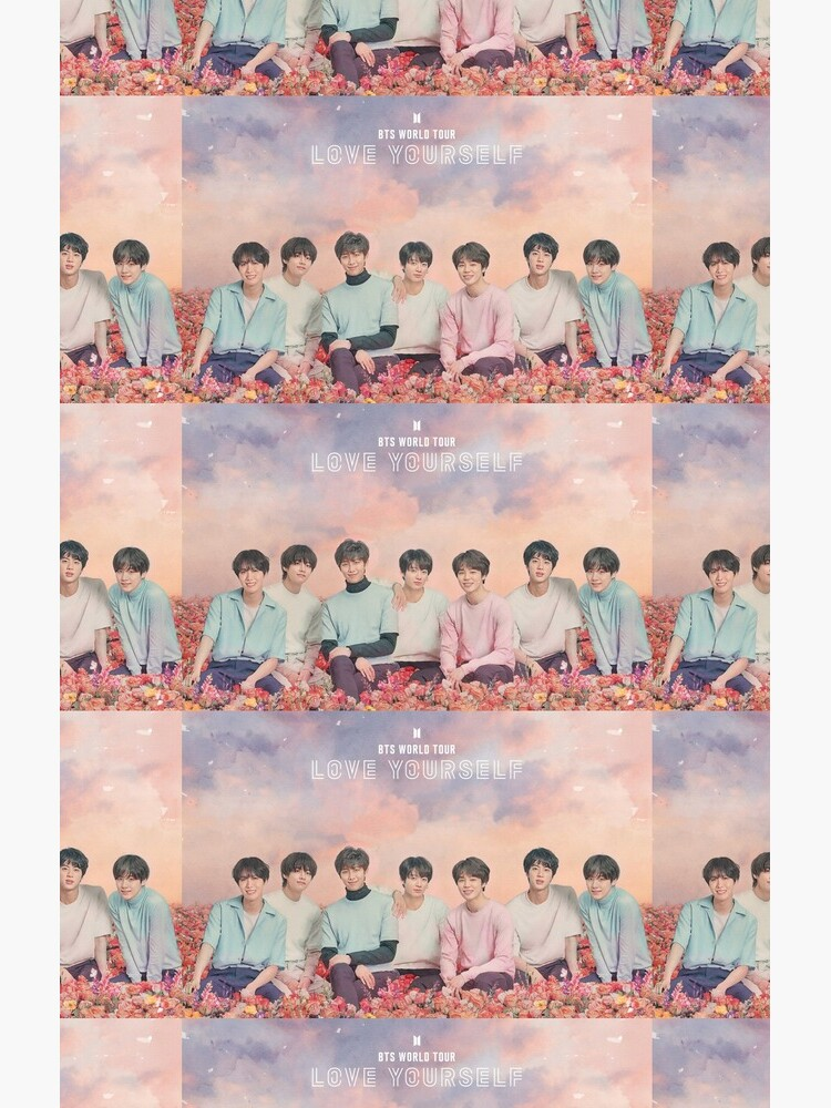BTS (방탄 소년단) AMATE A TI MISMO TOUR POR EL MUNDO de zaldrov