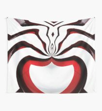 Deformed Architecture Wall Tapestry