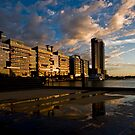 Docklands by michaelworden