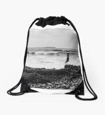 Baltic Waves 4 Drawstring Bag