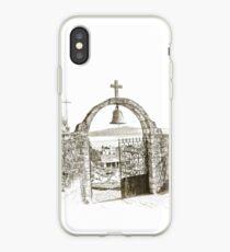 ©MS Janitzio Gate IA. iPhone Case