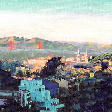 San Francisco California Picture, North to Goldengate by RDRiccoboni