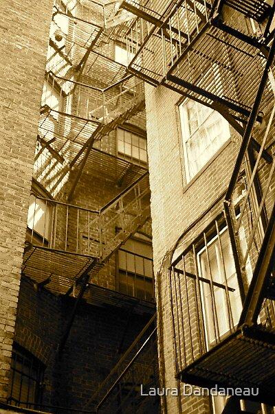 City Shadows by Laura Dandaneau
