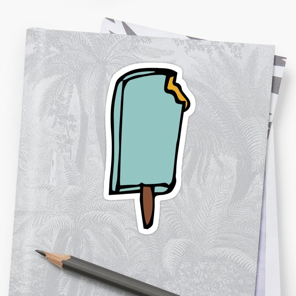 Ice cream blue by susycosta