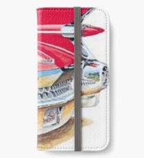 59 Cadillac Fabulous Fins iPhone Wallet/Case/Skin
