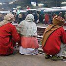 Delhi trainstation by 945ontwerp