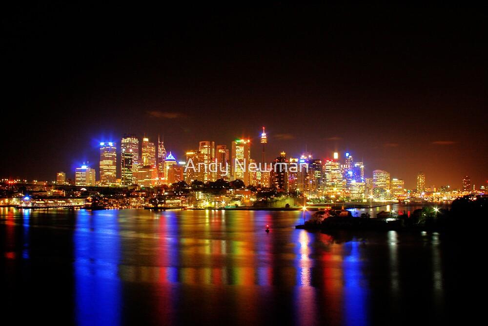 Sydney, Australia. by Andy Newman
