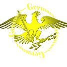 Germania...Prussian Eagle by edsimoneit