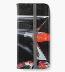 1959 Cadillac (Tail Lights) iPhone Wallet/Case/Skin