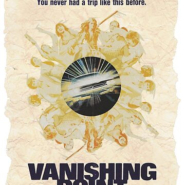 Vanishing Point poster by SMALLBRUSHES