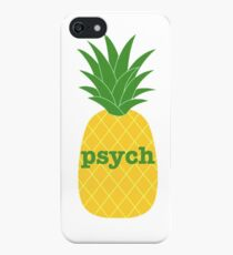 Psych  iPhone SE/5s/5 Case