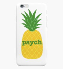 Psych  iPhone 6s Case