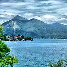 Lake Walchensee by Daidalos