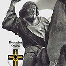 Teutonic Knight... Sculpture by Georg von der Heide by edsimoneit