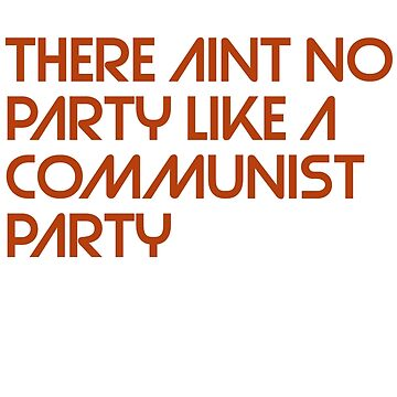 communist party by mildstorm