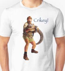 Crikey! Unisex T-Shirt