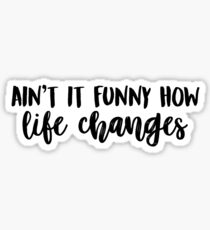 thomas rhett life changes  Sticker