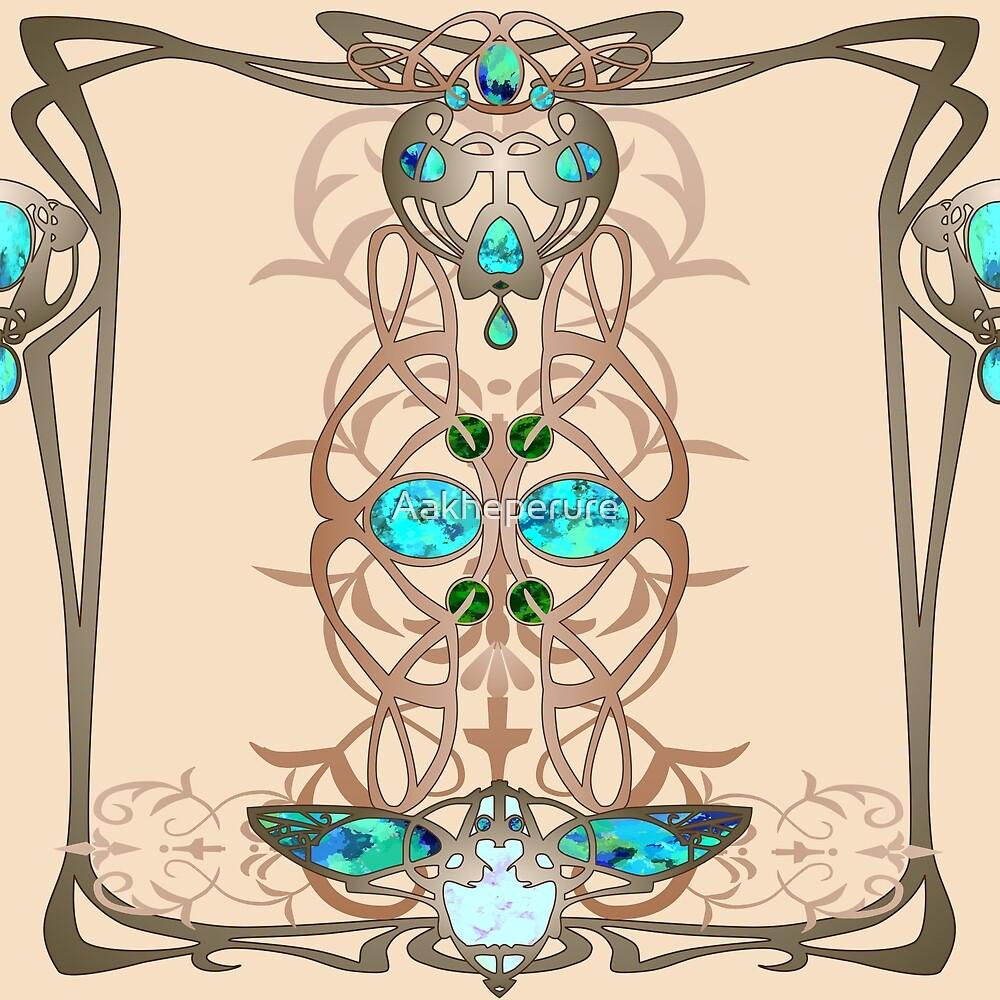 Cicada Trellis by Aakheperure