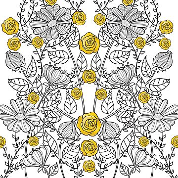 Yellow Roses by TwinPowerTammy
