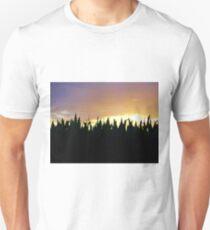 Cornstalks in Silhouette T-Shirt