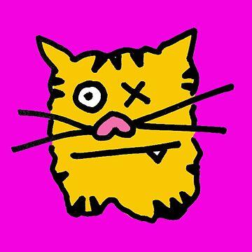P Kat by squeaktoy