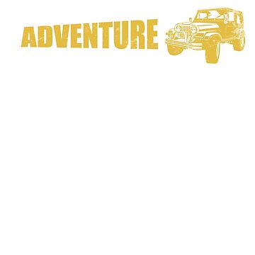 Adventure Chasers Overlanding Expedition T Shirt by noirty