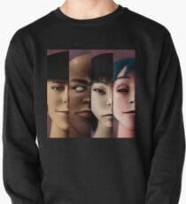 Gorillaz - Faces Pullover