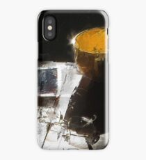 familiar things. take two iPhone Case