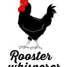 Rooster whisperer by Matt Mawson